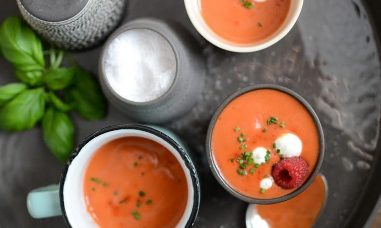 gaspacho-recette