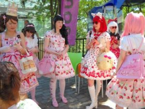 Les fraises, des bijoux pour les Japonais!