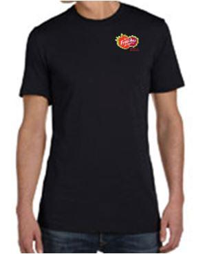 t-shirt homme noir