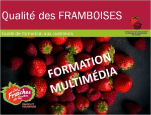 Guide qualité framboise multimédia