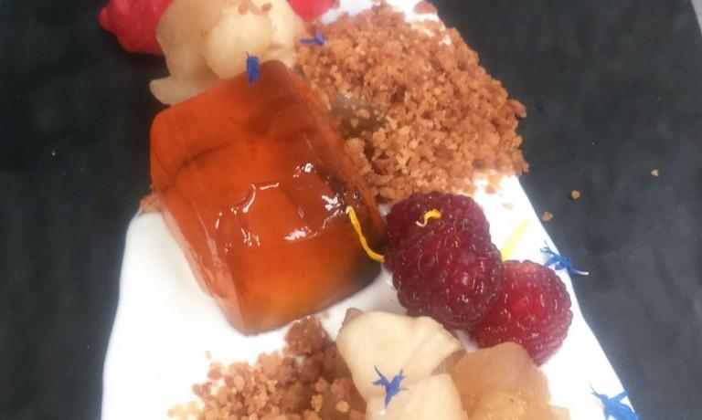 Havre aux fruits rouges