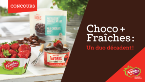 Concours Choco Fraîches